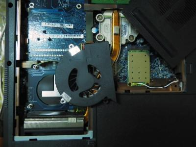 パソコンの掃除