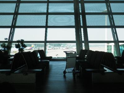 韓国のインチョン空港