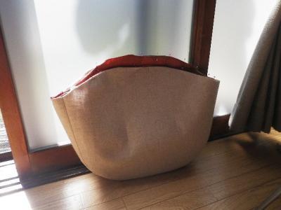 サンプルバッグ作り方