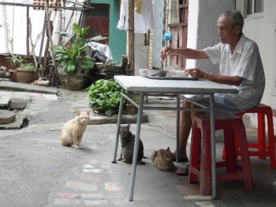 お隣さん、ベトナム