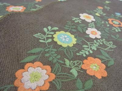 カワイイ刺繍