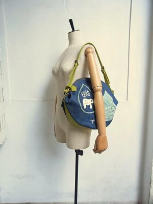 ショルダーバッグ、革のショルダーベルト