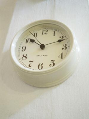 ちょっとレトロな時計