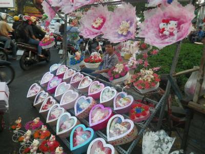 バレンタインデー in Vietnam