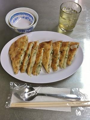 『大娘水餃』葱油餅