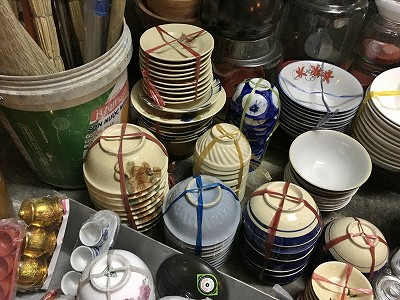 ベトナムのお土産『ソンベー焼き』