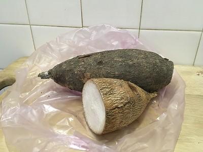 ベトナムの芋