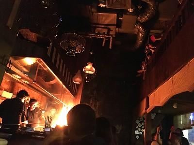 ホーチミンで今評判の『Shamoji Robata Yaki 炉端焼きしゃもじ』