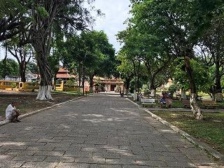 『Lang Ta Quan Le Van Duyet ル・ヴァン・デュエットの墓』