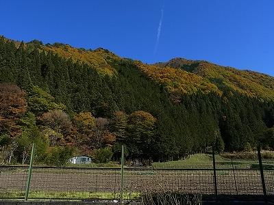 飛騨小坂の山々