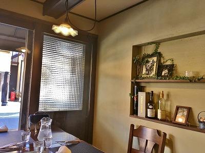 高山の素敵なフレンチレストラン