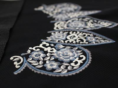 レース刺繍