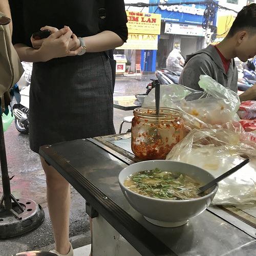 タンディン市場ChoThan dinh