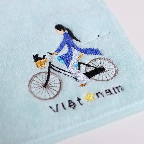 ベトナムお土産ブランド『サイゴンチェア』自転車