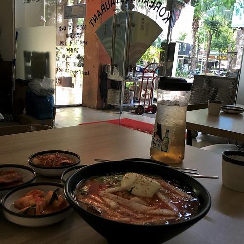 ホーチミンの韓国料理