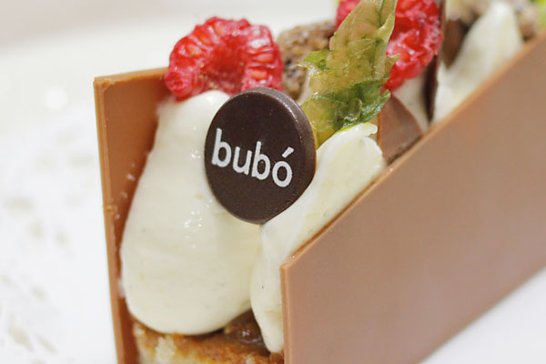 buboバルセロナのケーキ