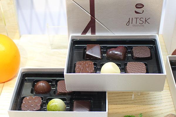 イースクのチョコレート