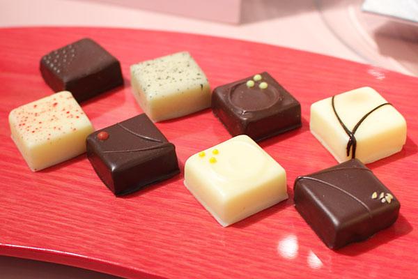 しゅんかしゅうとうkiki季季 ボンボンショコラ