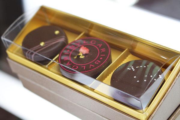 dチョコレートジェムズ3個入り