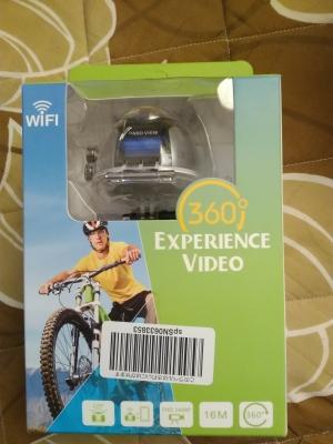 360°カメラ OVTECH 3D・VR 4k