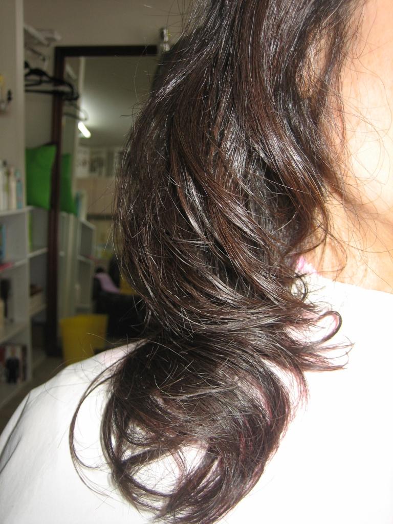 巻き髪系パーマ デジスト 奈良 美容室