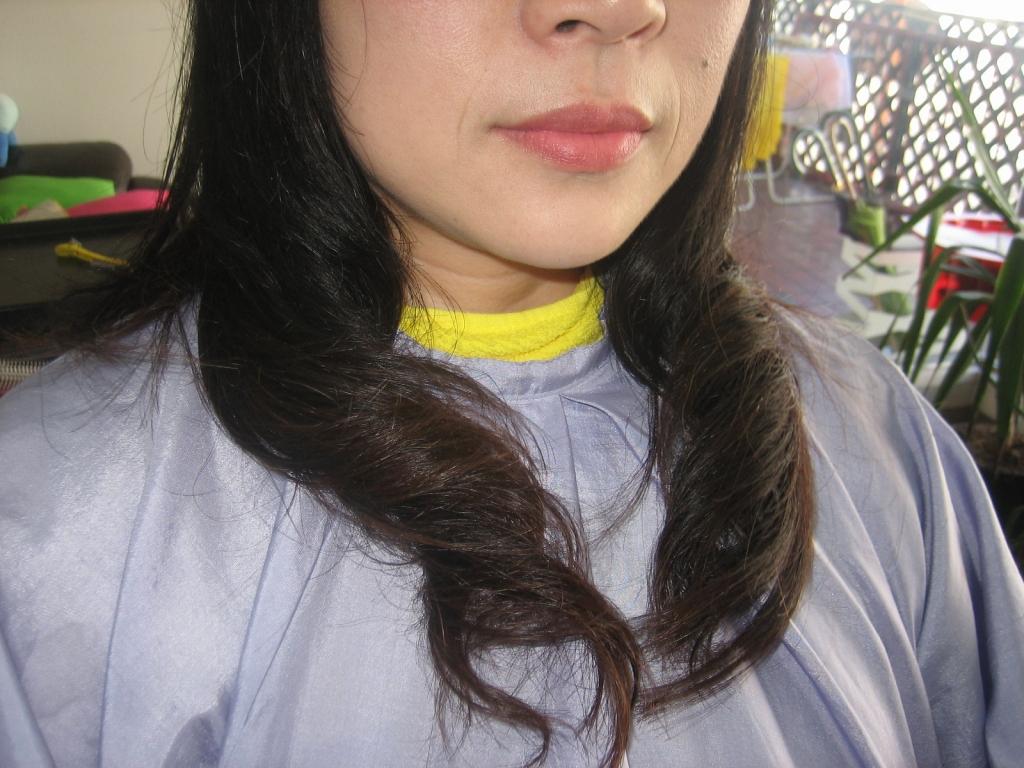 奈良 西大寺 高の原 学園前 生駒 パーマスタイル 美容室