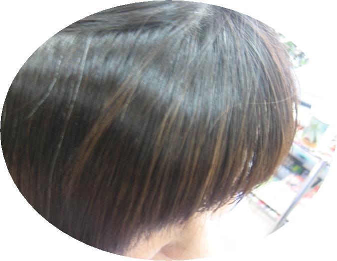 前髪パーマ パーマスタイル 奈良 西大寺 学園前 生駒 高の原