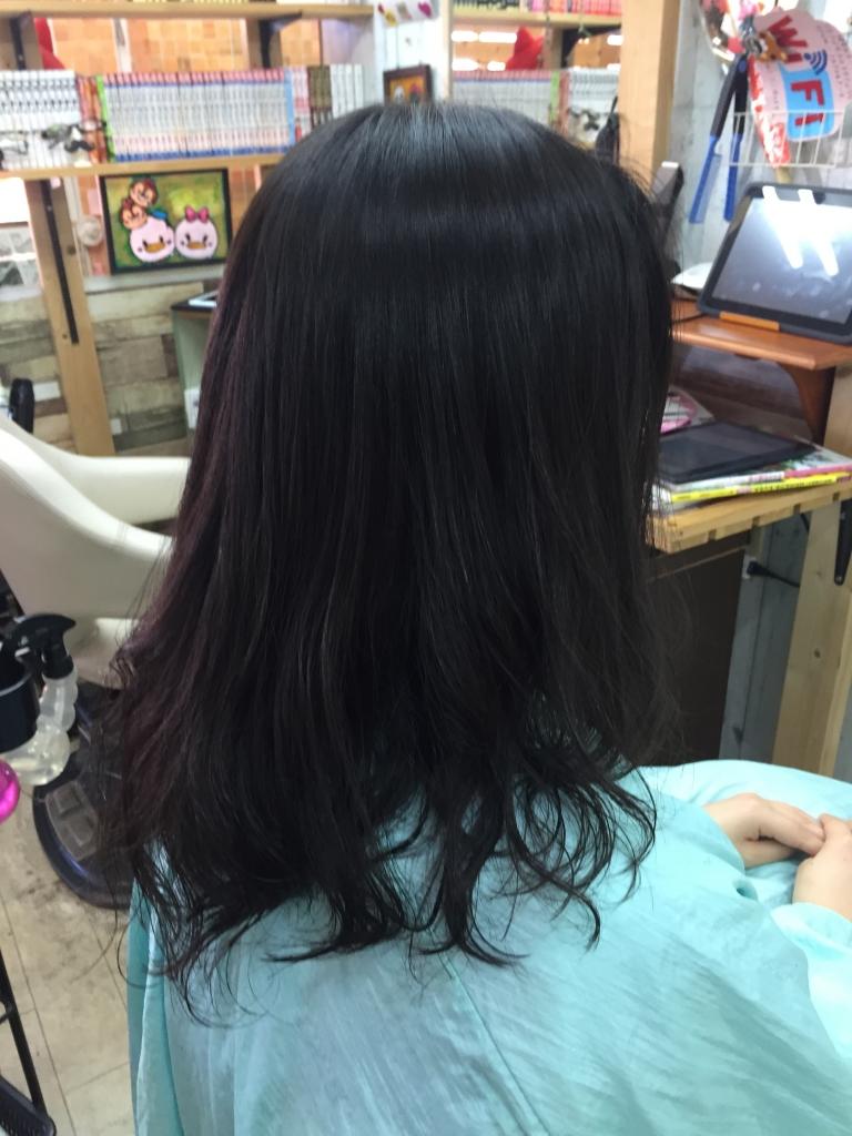 はじめてのパーマ 奈良 パーマ専門店 美容室