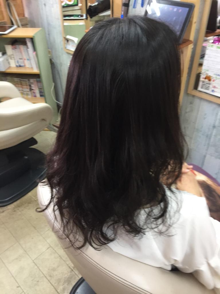 デジタルパーマ コスメパーマ 美容室 奈良市コスメカール 学園前