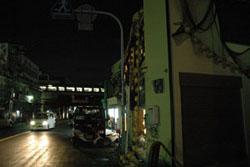 鶴橋岩山海の外観�