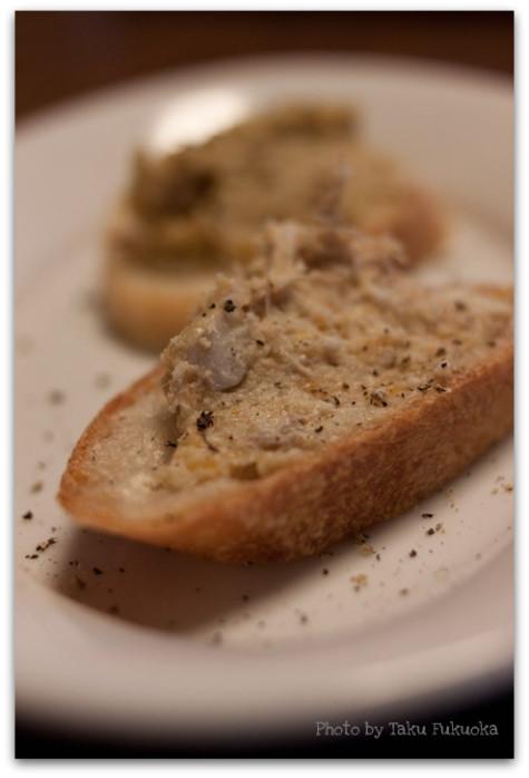 リエットとパン