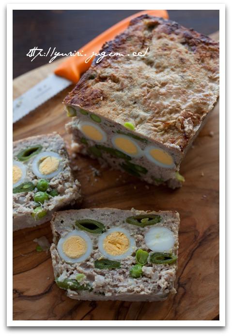 20110215豆と卵のミートローフ-2.jpg