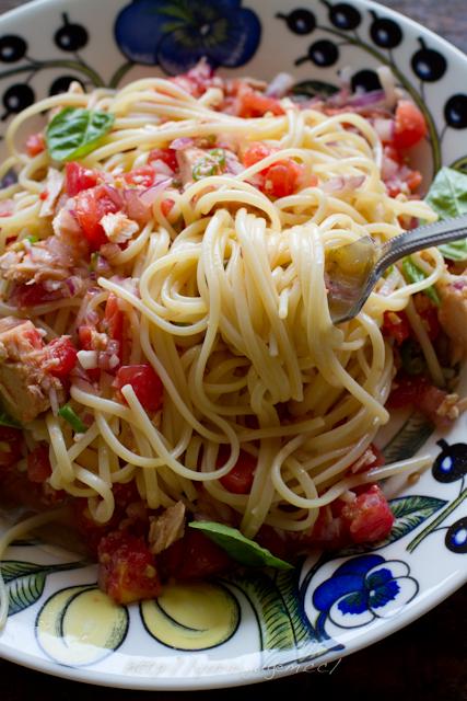 20110818 トマトとツナの冷たいパスタ-6.jpg