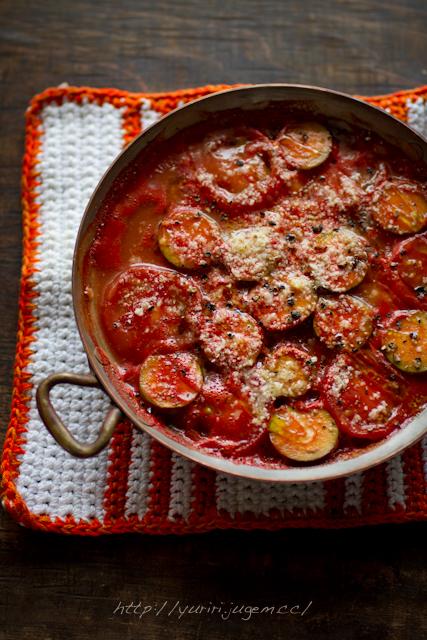 20110902 茄子とトマトのリゾット風.jpg