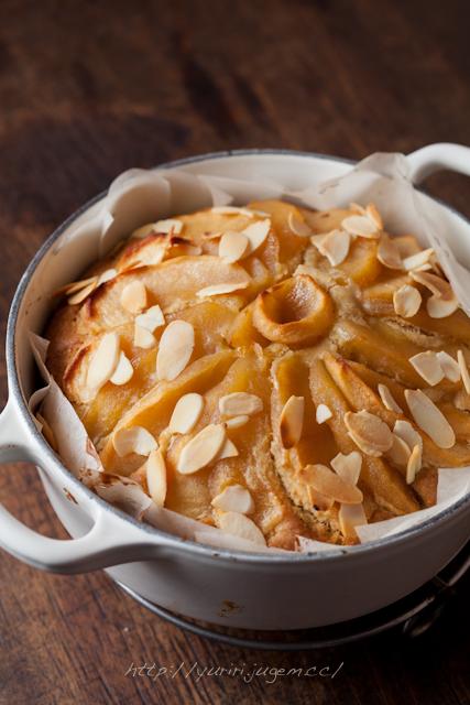 20120115 リンゴのケーキ-9.jpg