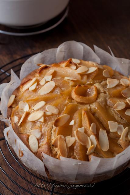 20120115 リンゴのケーキ-8.jpg