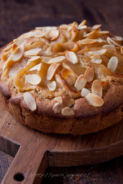 20120115 リンゴのケーキ-7.jpg