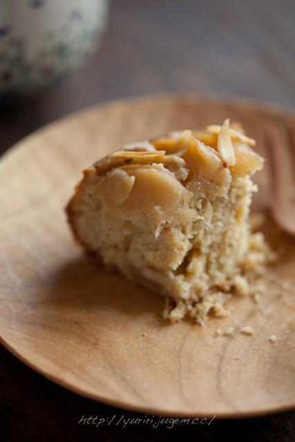 20120116 リンゴのケーキ-5-2.jpg