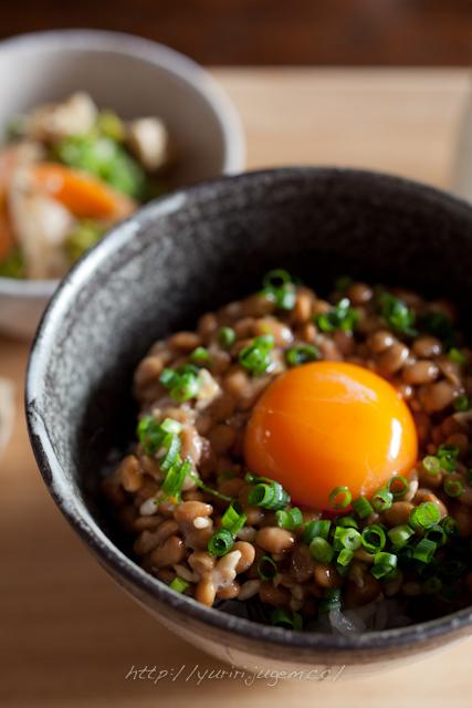 20120119 納豆&玄米塩麹-3.jpg