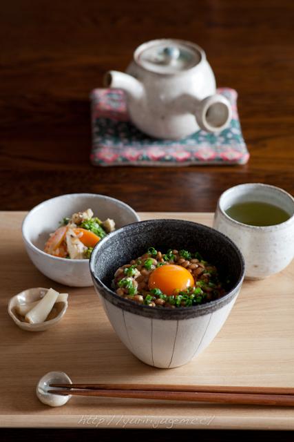 20120119 納豆&玄米塩麹-2.jpg