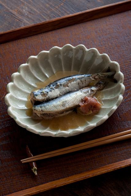 20120521 鰯の梅煮-3.jpg