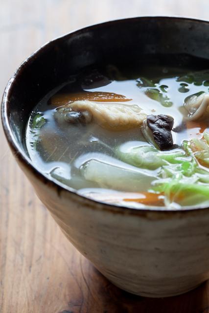 20130708塩茸と鶏手羽のスープ-2.jpg
