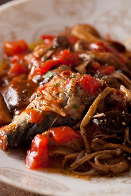 20140308鯖と茸マリネのトマト煮-3.jpg