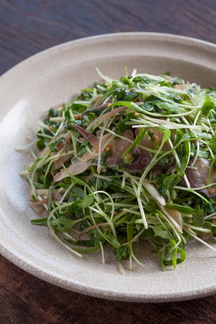 20140513〆鯖と香味野菜たっぷりサラダ-2.jpg