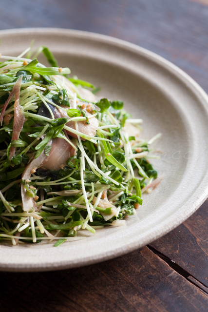 20140513〆鯖と香味野菜たっぷりサラダ.jpg