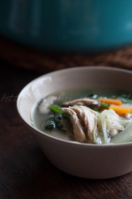 20140606丸鶏と野菜のスープ-5.jpg