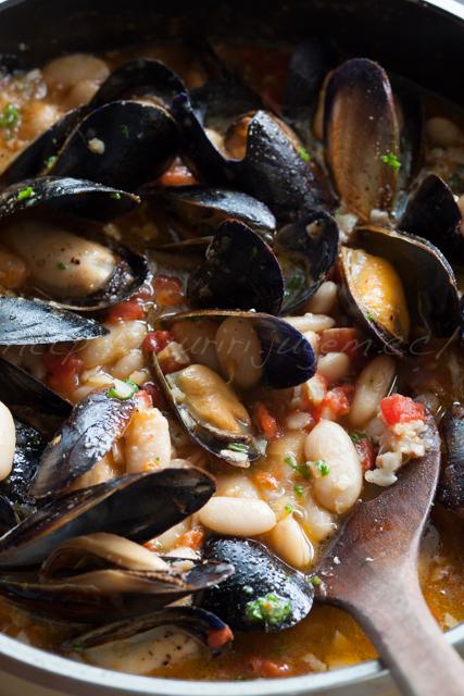 20140809白インゲン豆とムール貝の煮込み.jpg