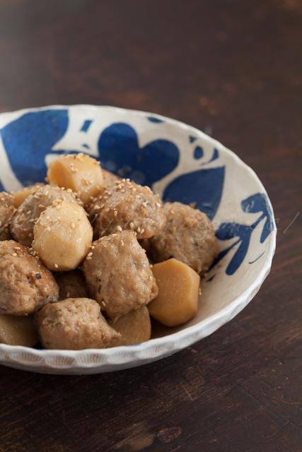 20141205肉団子と里芋の煮物.jpg