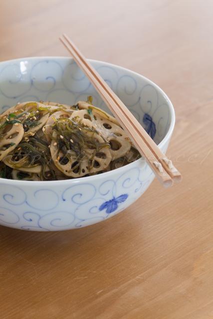 20150225すき昆布とレンコンの炒め煮-2.jpg
