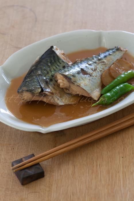 20150714鯖の醤油麹煮.jpg